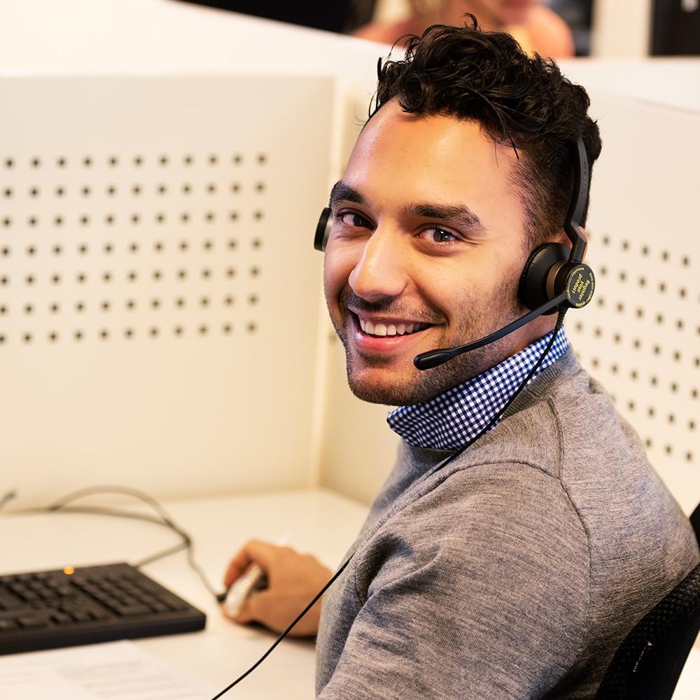 Vacature callcenter medewerker B2B